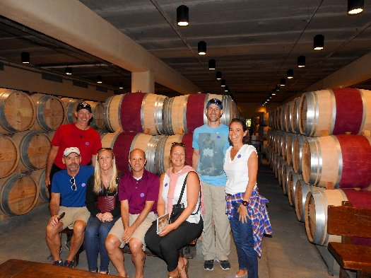 Best Cave Tours in Napa Valley with wine tasting included